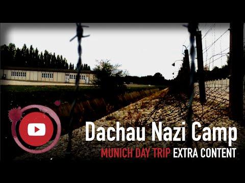 Dachau Concentration camp -- Munich Day trip