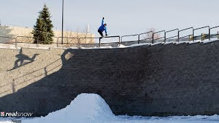 Craig McMorris: Real Snow 2019 Bronze | World of X Games