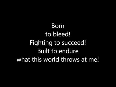 Hatebreed - In Ashes They Shall Reap (Lyrics)