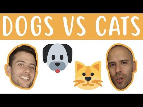 Debate: Dogs VS Cats - Intermediate Spanish - Debates #6