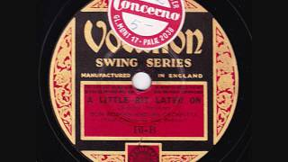 Download Don Redman & His Orchestra - A Little Bit Later On - 1936 MP3 song and Music Video