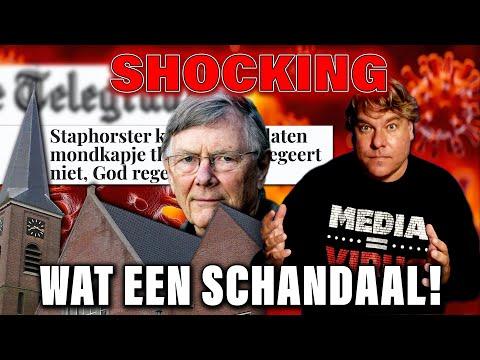 SHOCKING! WAT EEN SCHANDAAL! - DE JENSEN SHOW #231