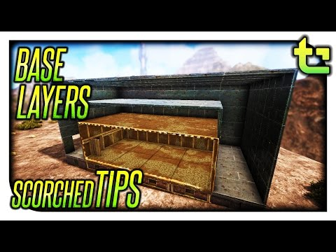 Ark:SE Scorched Tips || Insulation Layers || TimmyCarbine