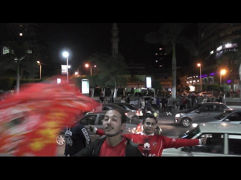 EGYPT || Passionate fans pack coffee shops to watch Cairo derby as Ahly defeat Zamalek