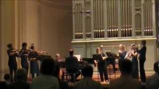 Georg Philipp Telemann: Concerto Nr. 3 in D - Dur für Trompete, zwei Oboen, Streicher und B.c.