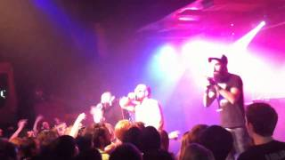 Sage Francis, Scroobius Pip, B Dolan - One Breath Left (Live @ The Scala)