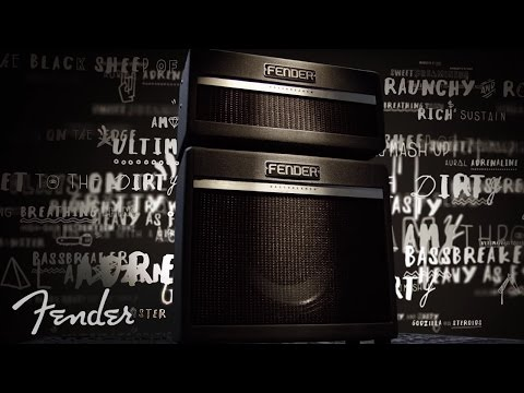 Fender Bassbreaker 15 Demo | Fender