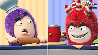 Oddbods   A Hornear   Dibujos Animados Graciosos Para Niños