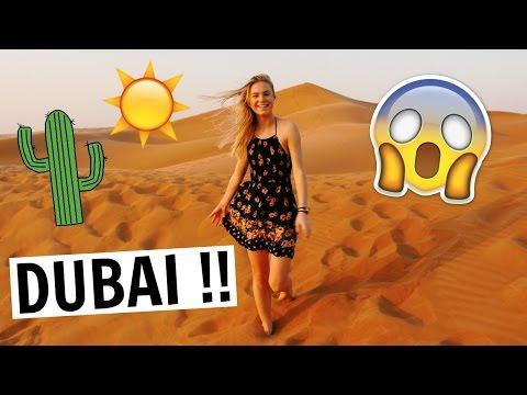 Maailmarändur Vicky: Dubais! #vlog