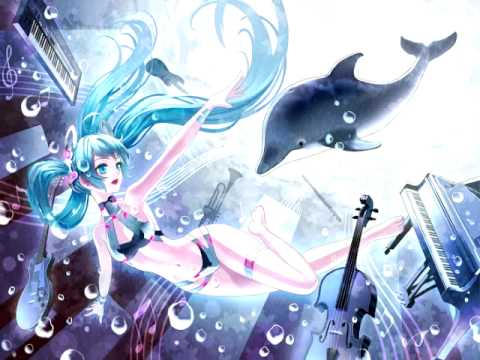 Nightcore - I'm Blue 10 hours