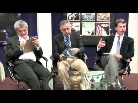 Turkish Media Press Freedom in Turkey with Salih Memecan, Ergun Babahan and Deniz Ergurel
