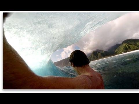 GoPro: Anthony Walsh Tahiti - TV Commercial