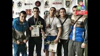 Херсонський боксер підкорив український олімп