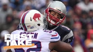 what does tom brady s concussion mean for patriots   first take   may 18 2017
