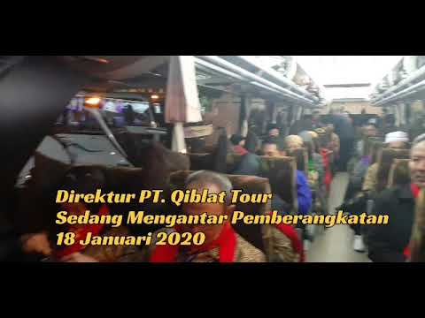 Umroh 18 Januari 2020 PT Qiblat Tour Islami bersama Dr. H. Asep A Fathurrohman., Lc., M.Ag.
