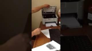 Brother printer eats paper