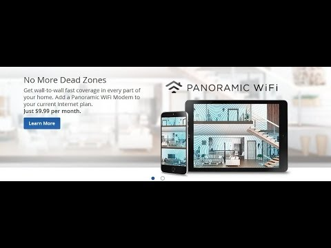 modems vs routers - rent vs buy - extending wifi range - what is panoramic wifi?