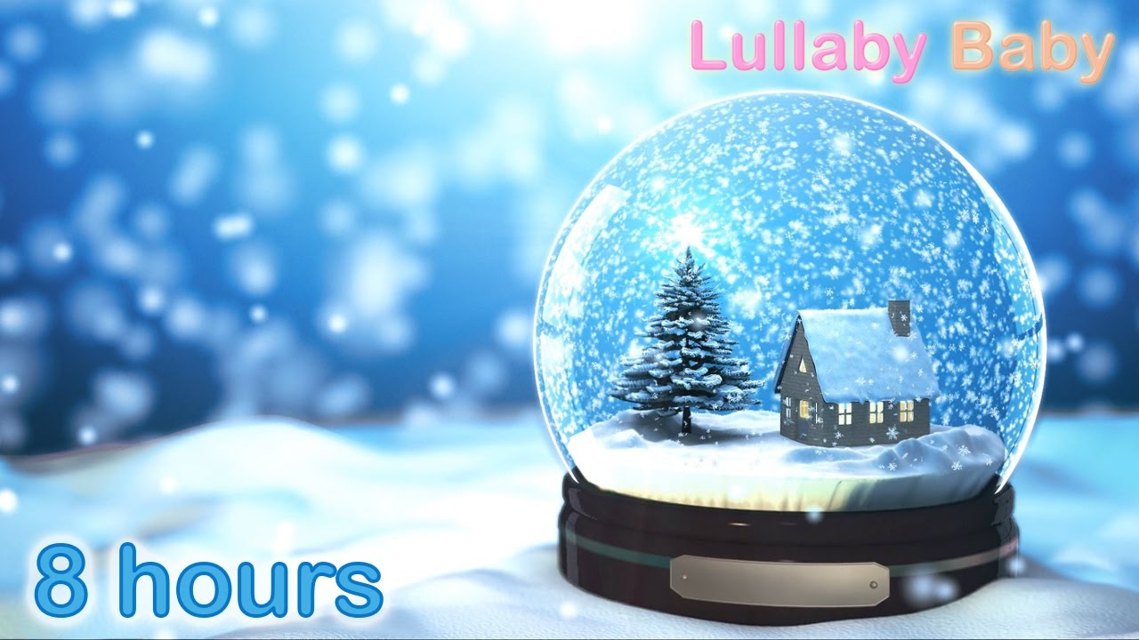 ☆ 8 HOURS ☆ CHRISTMAS MUSIC ♫ Christmas Music Instrumental ...