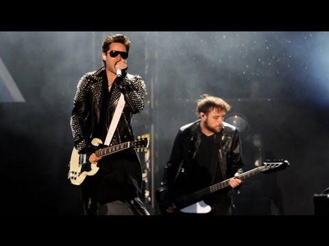 30 Seconds To Mars - A Beautiful Lie (Reading Festival 2011)