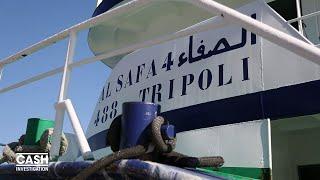 De mystérieux bateaux de pêche libyens dans le port de Sète … (Extrait 4)