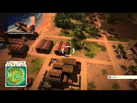 Tropico 5 Campaign: Declare Independence [with commentary]