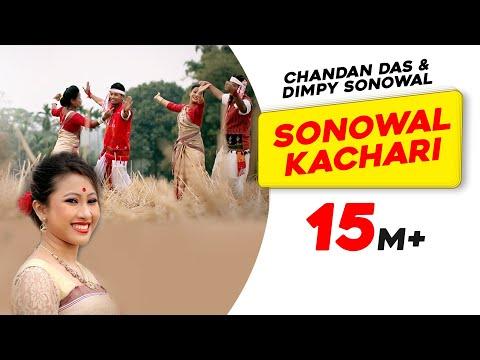 Sonowal Kachari | Dimpy Sonowal | Chandan Das | Super Hit Bihu Song 2017