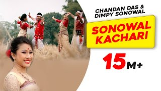 Sonowal Kachari | Dimpy Sonowal | Chandan Das | Super Hit Bihu Song 2017