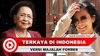 Download Video Arini Subianto dan Daftar 10 Orang Terkaya Indonesia MP3 3GP MP4