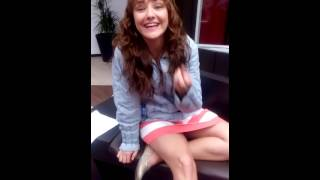 Jade Fraser (Daniela Ripoll) Felicitación