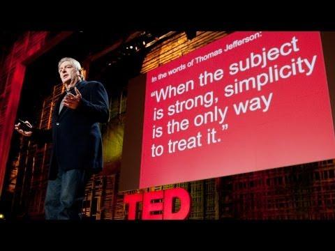 Video image: Let's simplify legal jargon - Alan Siegel