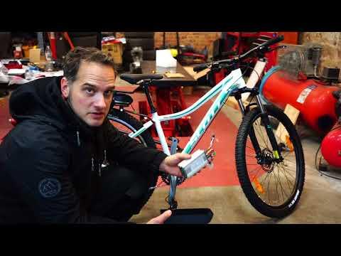 e-bike 1500w selbst
