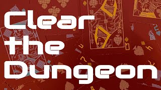 How To Play Clear The Dungeon - Solitaire - Card Games screenshot 1