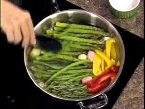 Braised Vegetables – Healthy Cooking with Cindy