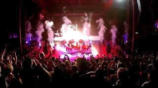 GoPro:  The Glitch Mob Mind of a Beast - Live At Red Rocks