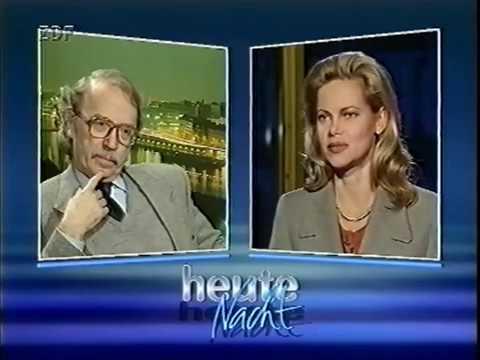 Nina Ruge ZDF Heute Nacht Fr. 25.10.1996