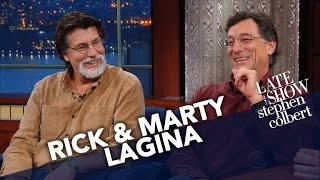 Rick & Marty Lagina Chronicle A Treasure That Definitely Maybe Exists
