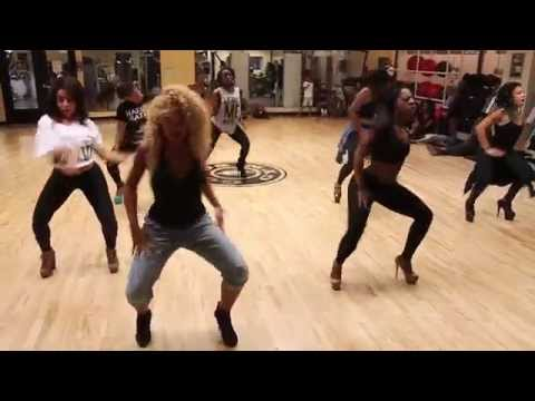 Janelle Monae - Yoga - Darrell Larome Choreography - @Darrell