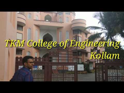 TKM College Of engineering Kollam. 2018