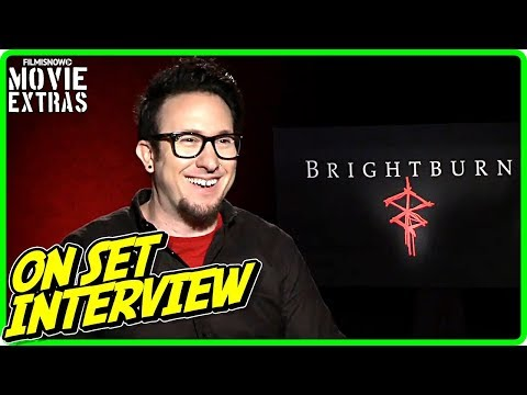 BRIGHTBURN   David Yarovesky Talks About The Movie - Official Interview