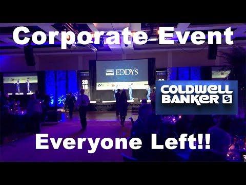| DJ Gig Log 26 | Coldwell Banker Corporate Event (Part 2)