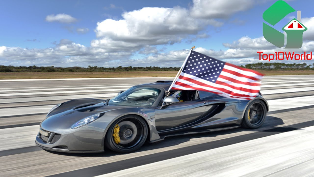 Fastest Car In The World 2015 >> Top 10 Fastest Cars In The World 2015