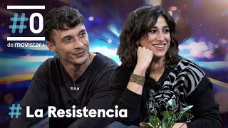 LA RESISTENCIA - Entrevista a Ayax y Carolina Yuste   #LaResistencia 14.12.2020