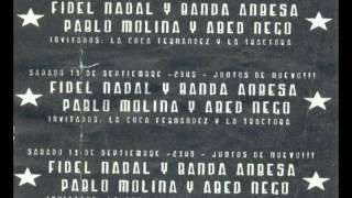 PABLO MOLINA & banda Ambesa - estoy solo (casa babylon) 13/09/2003