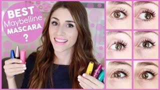 Battle of the MAYBELLINE Mascara ♡
