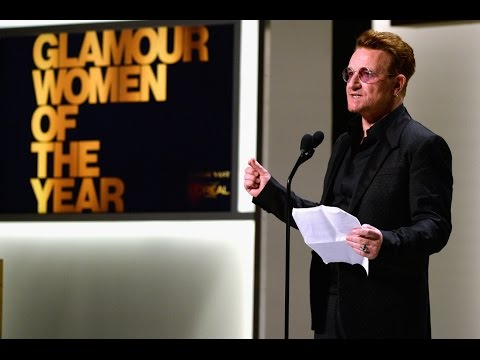 #Bono Reading Mean Tweets is Actually Spot on
