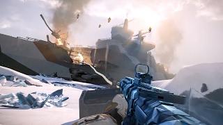 WARFACE ЛЕДОКОЛ — Безумие и корабли во льдах! (60 FPS)