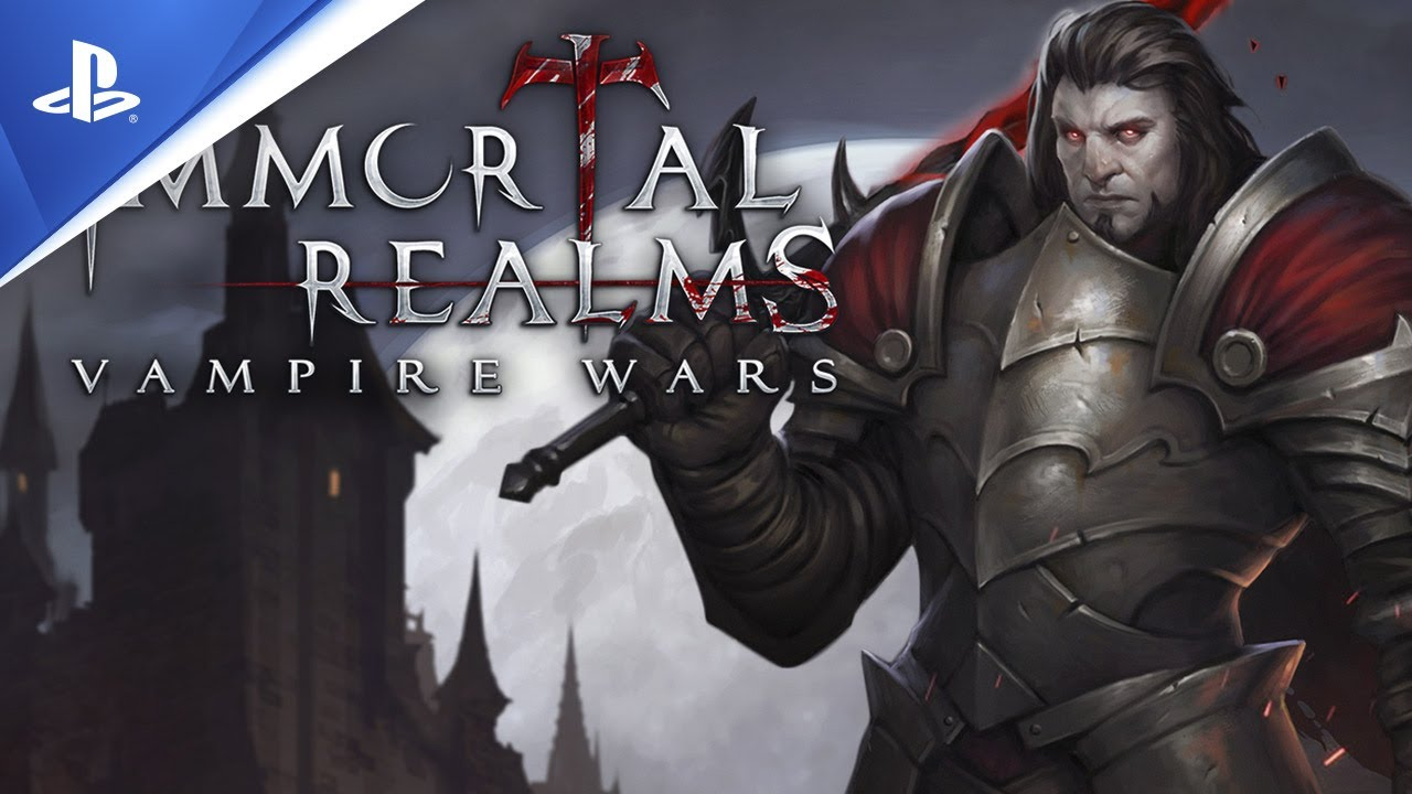 Immortal Realms: Vampire Wars | Story Featurette | PS4