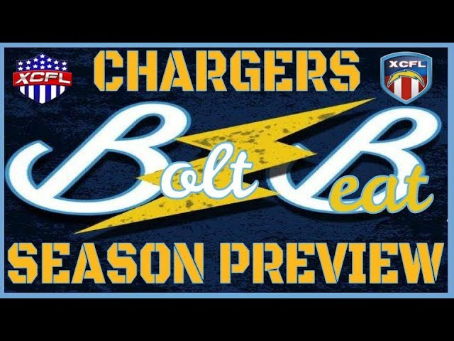 XCFL Chargers | Bolt Beat | Season 15 (2022) Preview | Ep. 5