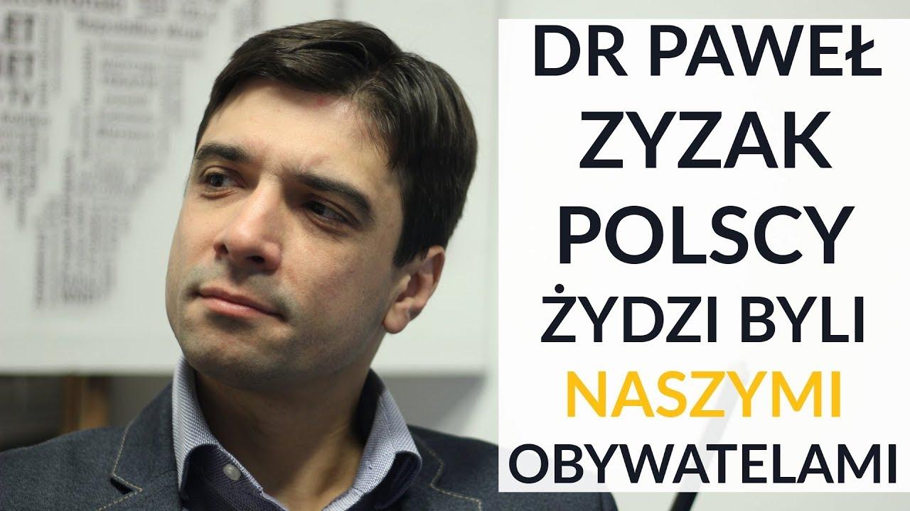 Dr Zyzak: Żydzi, którzy ginęli podczas wojny byli naszymi obywatelami!