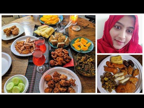 আমেরিকায় প্রথম রোজা || দেশের বাইরে দেশী ইফতার || Bangladeshi American Lifestyle Vlog